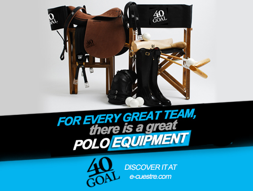 For every great team, there is a great polo equipment
